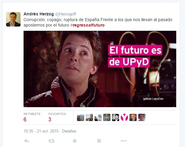 Regreso al futuro | Maria en la red