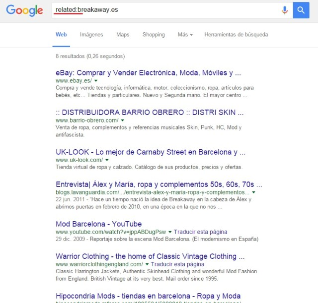 google related