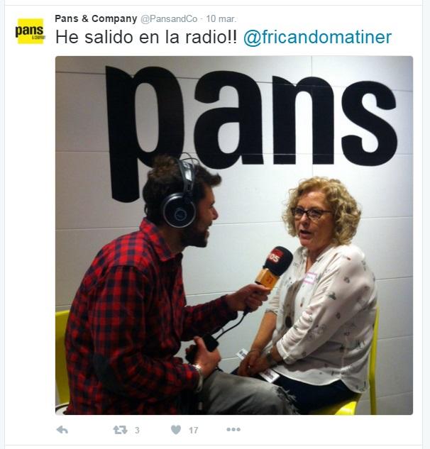 pansandco sarao radio