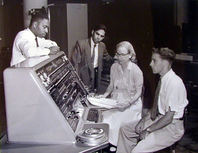 grace hopper univac