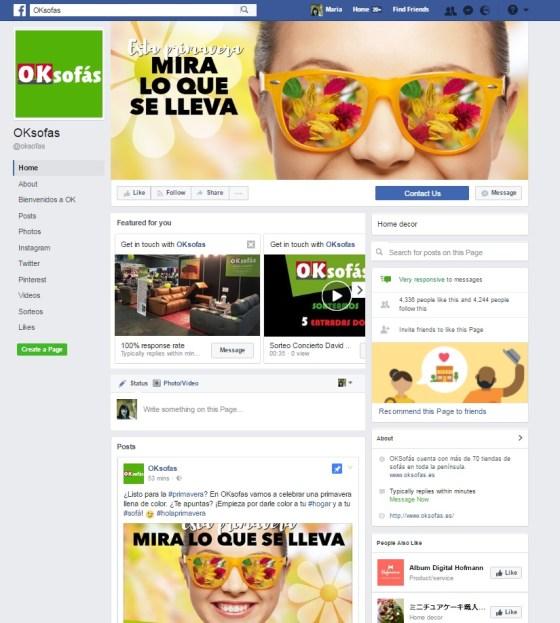 oksofas facebook