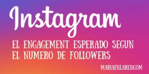 Engagement en Instagram: ¿qué es lo correcto?