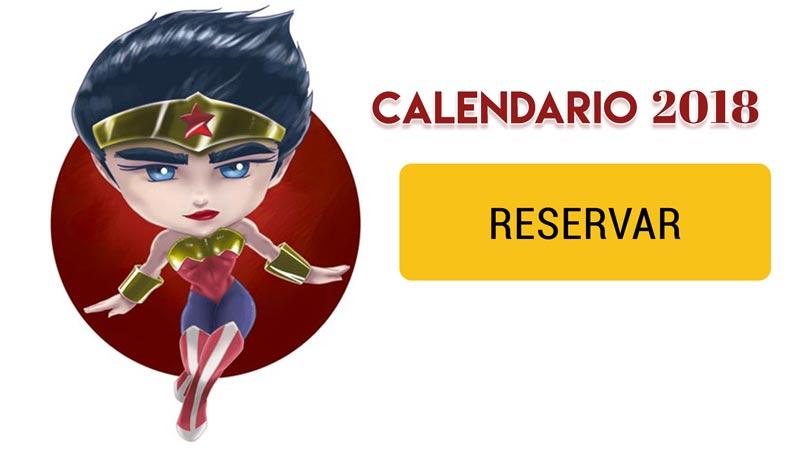 Calendario Feminista 2018