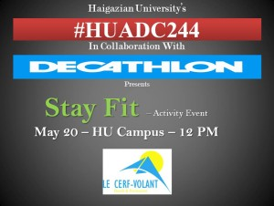 Stay Fit HUADC244 Decathlon Lebanon