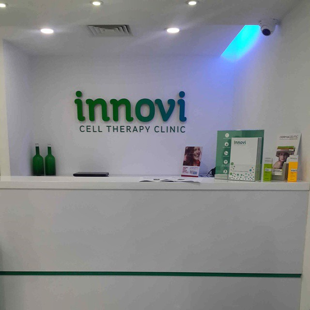 Innovi Cell Therapy Clinic Maria Frangieh