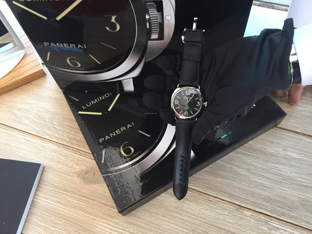 Officine Panerai SIHH 2015 Collection