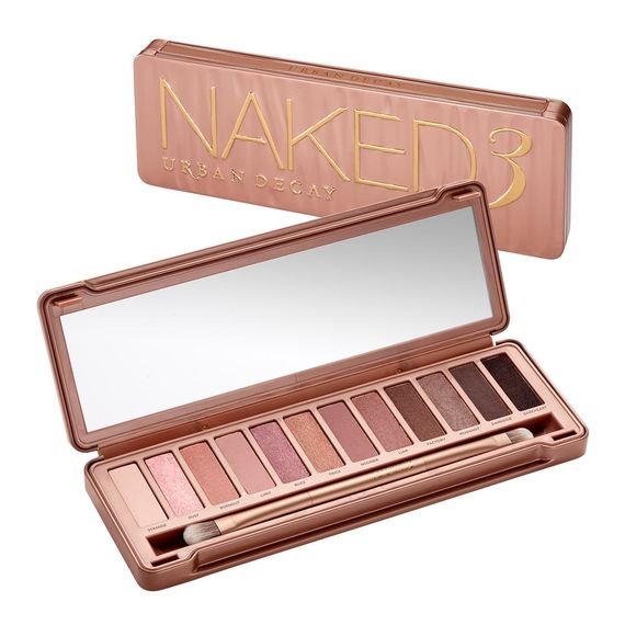 urban decay naked 3 palette maria frangieh blogger lebanon