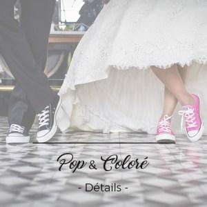 pop coloré décoration mariage événement toulouse
