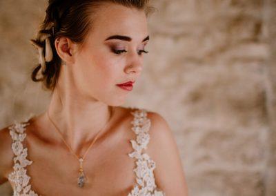 Aurore Enjolras Make Up