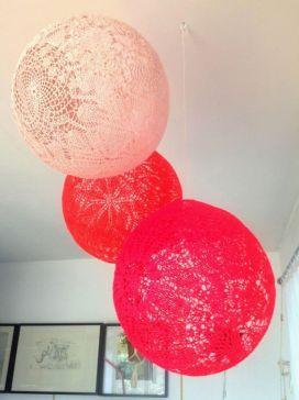 Ballons suspension décoration plafonds maillo design