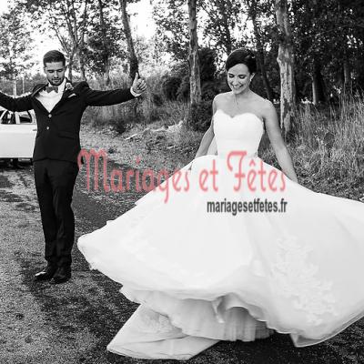 Amandine Arlaud – Robes de mariée