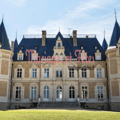Château d'Azy – Réception