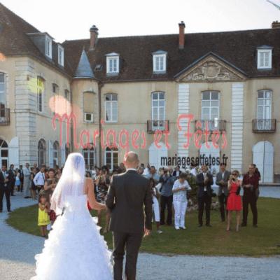 Château de Loulans – Réception