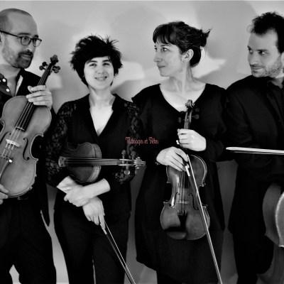Quatuor Anouman – Musicien