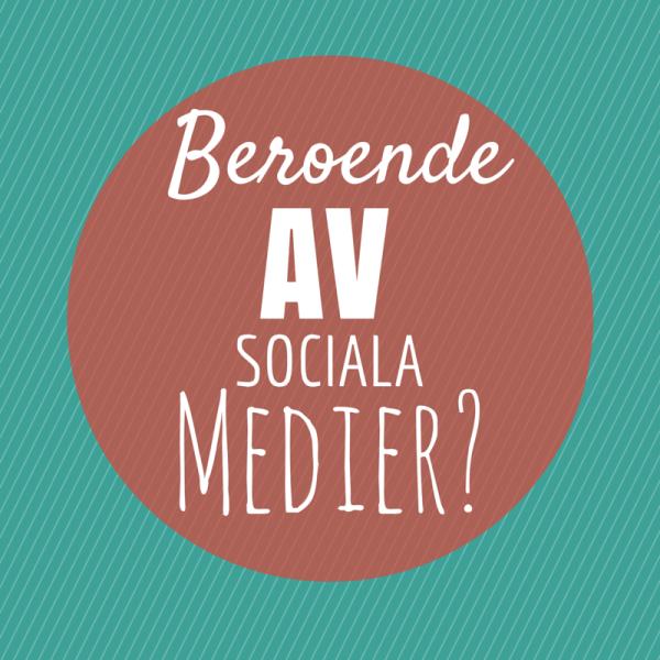 Beroende av sociala medier?