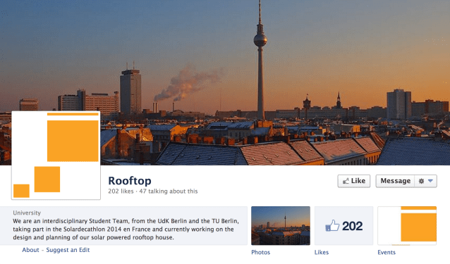 Berlin Rooftop Decathalon