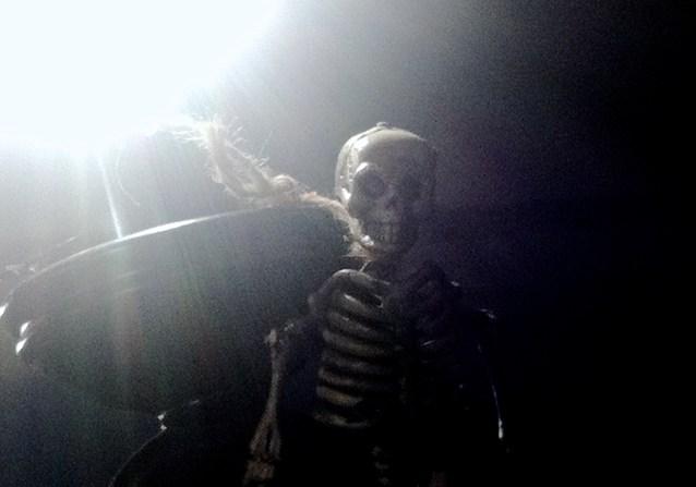 Day 27:3 skeleton