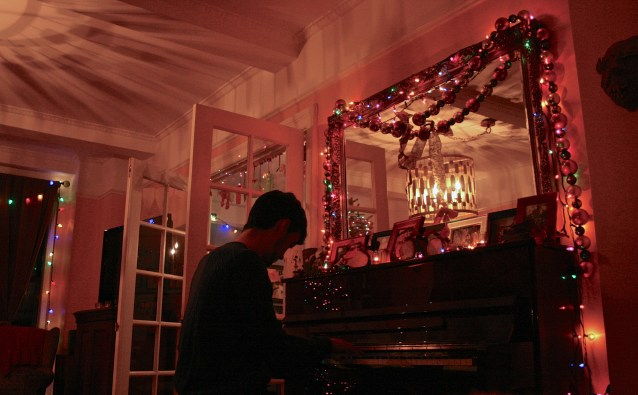 Day 3:3 Curtis at the piano