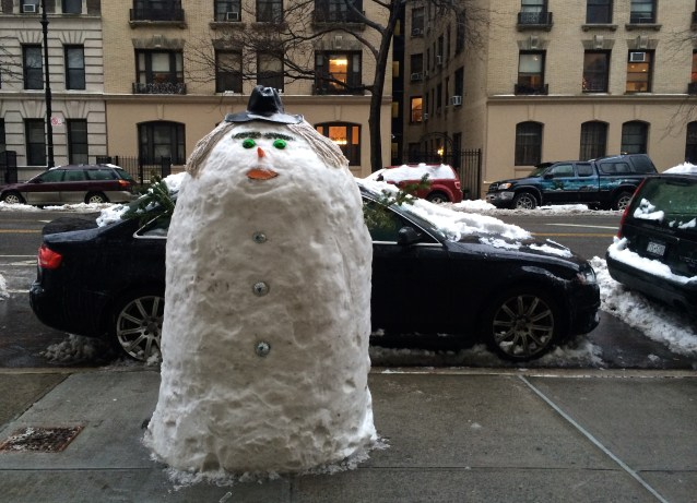 Day 5:3 snowman