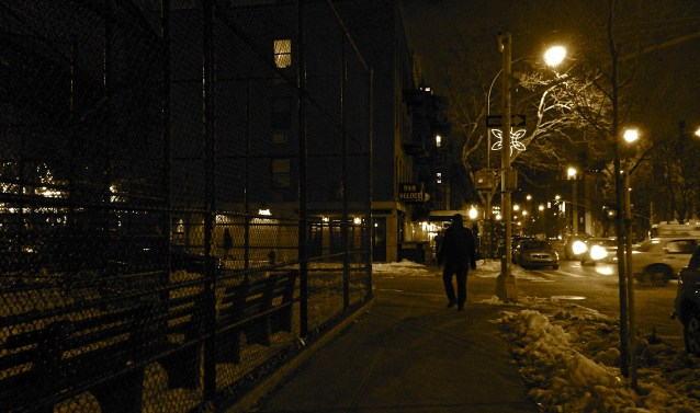 Day 39:3 Walking to Sullivan Street
