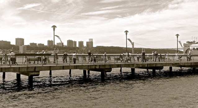 Day 168:3 Dance on the Hudson