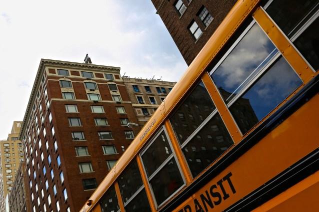 Day 259:3 school bus, again