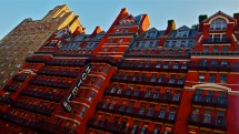 Day 338 Chelsea Hotel York City. Maria Giacchino