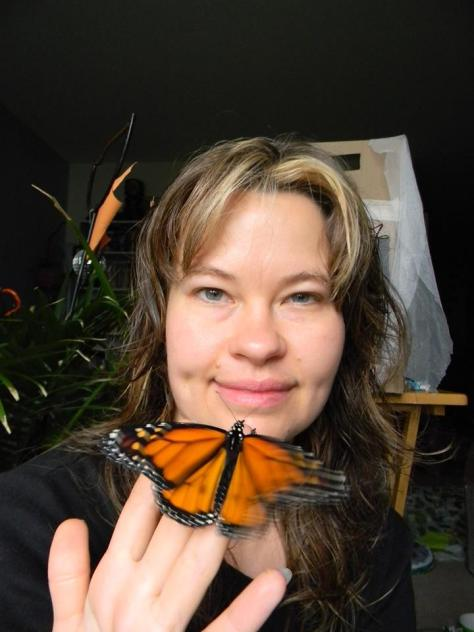 fun with butterfly