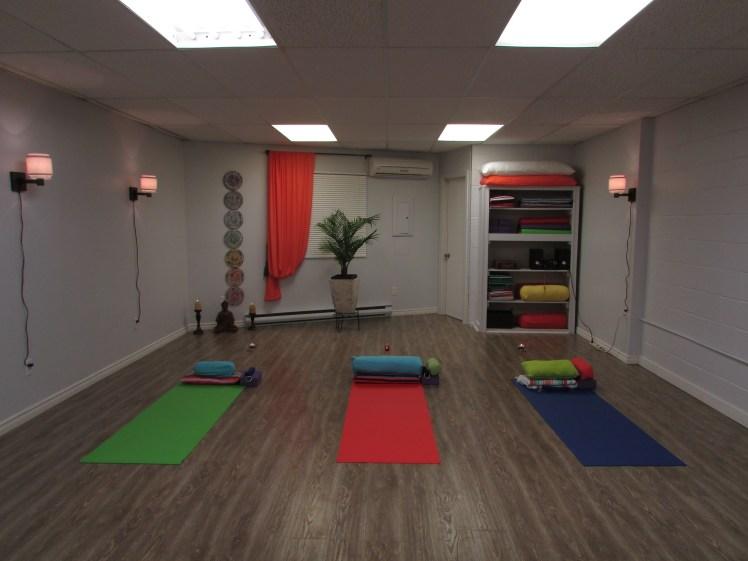 Health Yoga studio room 16 Kingston On