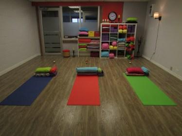 Health Yoga studio room 21 Kingston On