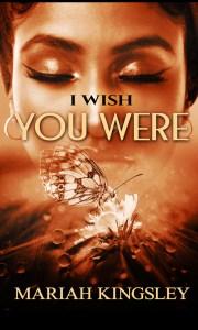 I Wish you were book cover