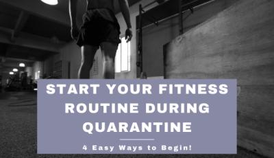start ypur fitness journey