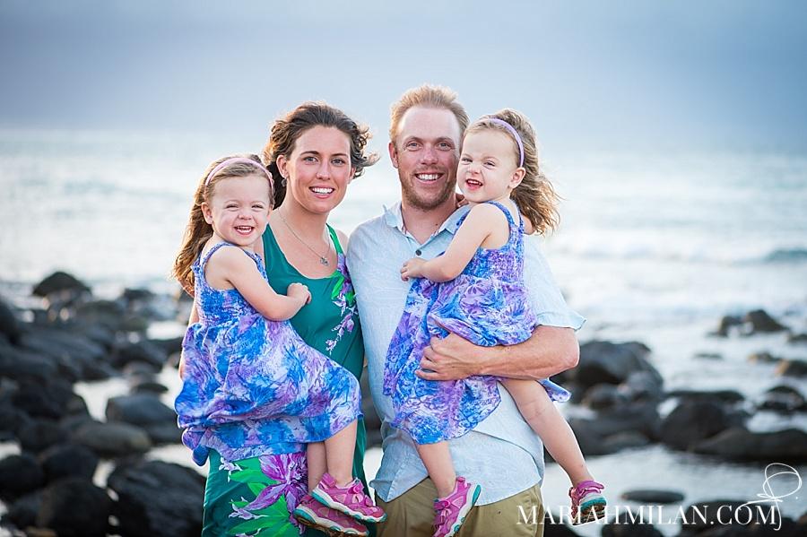 Family Session on Maui