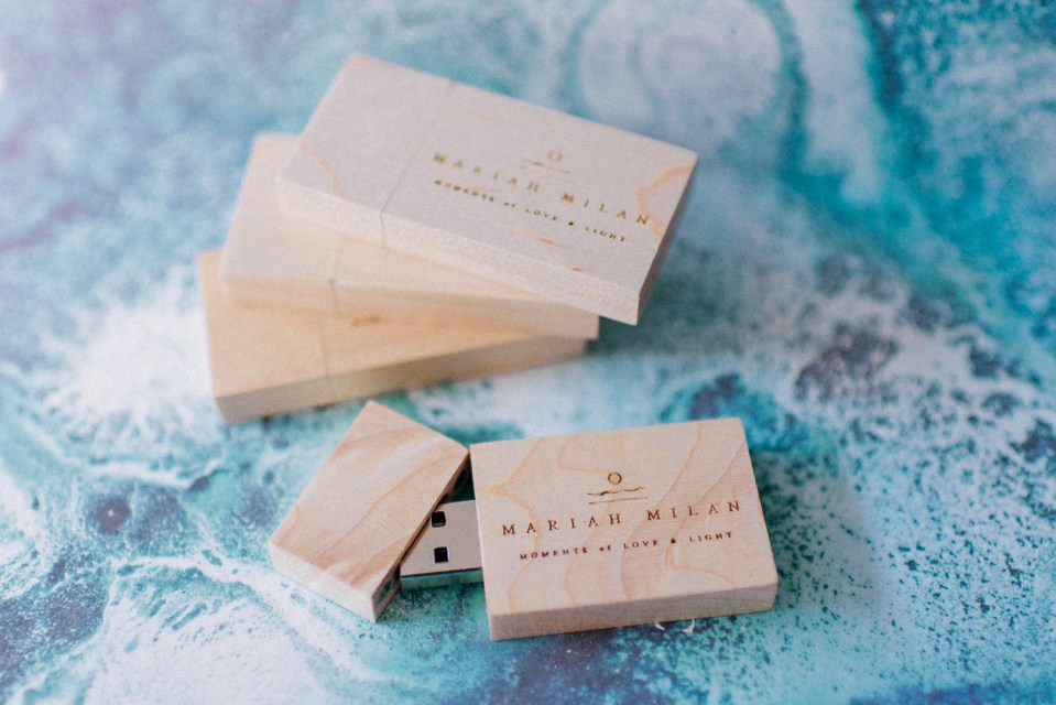Branded USB drives for photographers by USB Memory Direct