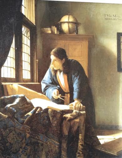 The Astronomer c. 1668 Frankfurt/M