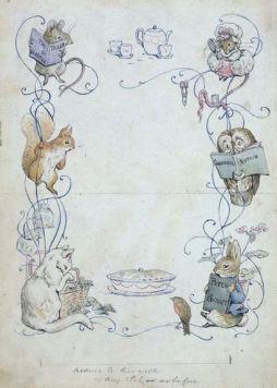 Beatrix Potter bog