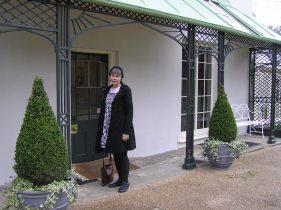 From Keats' House in Hamstead London
