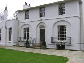 From Keats' House in Hamstead