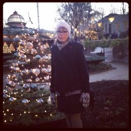 Winter time in Tivoli MH