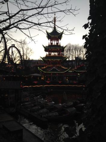 Tivoli at winter time 2014