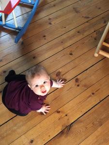 Seven months baby image Blad