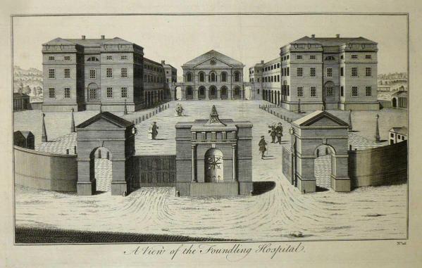 Foundling Hopsital by Warwickleadlay