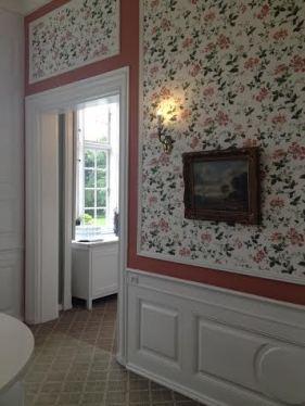 interior at Hindsgavl