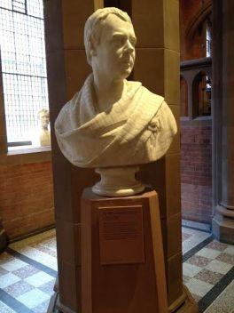 Walter Scott at the Royal Scottish Portrait Gallery