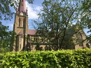 Haga Church in Gothenburg