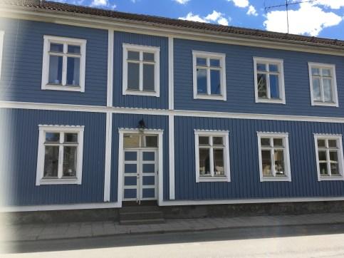 A house in Eksjoe