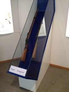 Remington rifle from about 1870s
