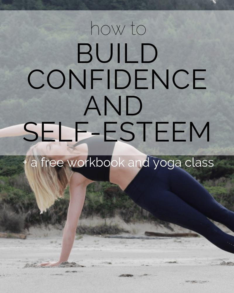 How to Build Confidence and Self Esteem