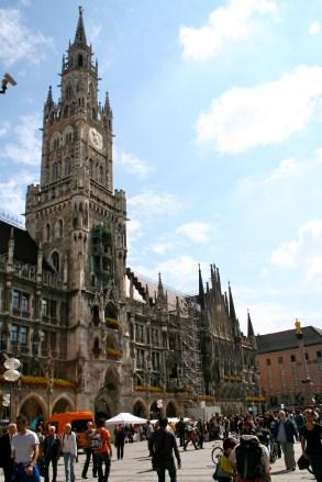 Marienkirche, Munich, Germany