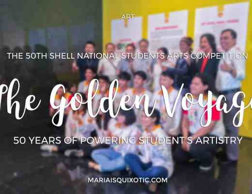 The 50th Shell National Students Arts Competition
